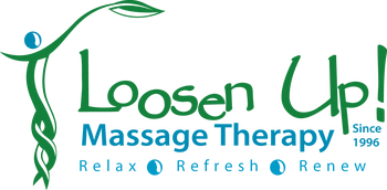 Loosen Up Massage Logo